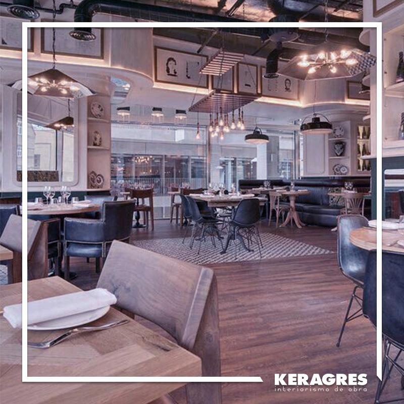 10 consejos para diseñar el interior de un restaurante y obtener un resultado increíble